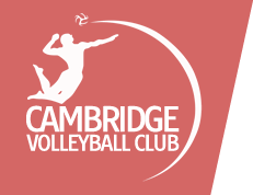 Cambridge Volleyball Club Logo