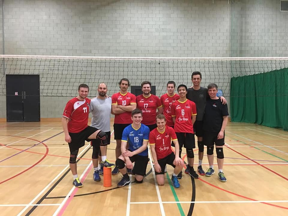 Cambridge Volleyball Club